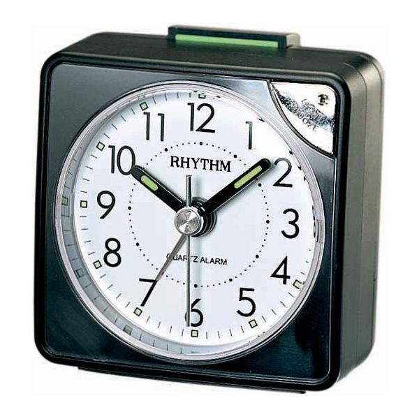 Ρολόγια    Rhythm Επιτραπέζιο Ρολόι Ξυπνητήρι CRE211NR02 ... 84fa0b3a937