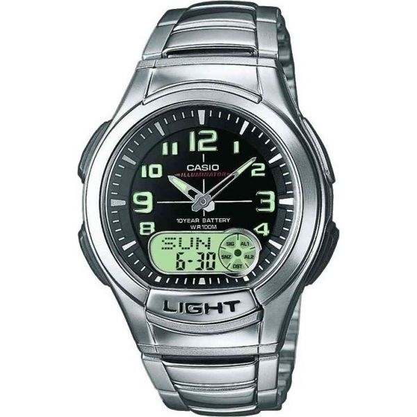 Ρολόγια    Ρολόγια Χειρός    Casio    CASIO Sport AQ-180WD-1BV ... 6cd779b9a13