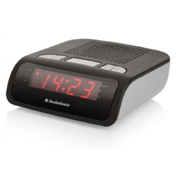 Ρολόγια    Ηλεκτρικά Ρολόγια   Ραδιο-Ρολόγια    AudioSonic CL-1459 ... d07f131bf55
