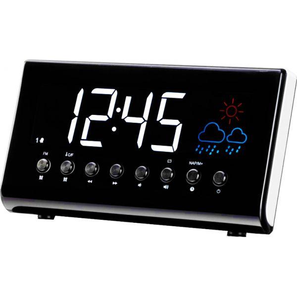 Ρολόγια    Ηλεκτρικά Ρολόγια   Ραδιο-Ρολόγια    Denver CR-718 ... 650ef84073f